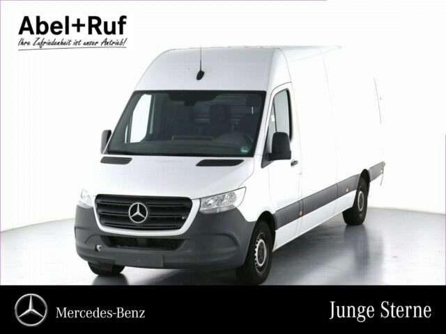 Mercedes-Benz, Sprinter, 316 CDI Kasten Hoch Lang Kamera MBUX