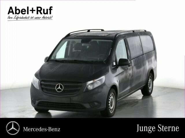 Mercedes-Benz, Vito, 116 Tourer PRO Extralang AHK.+Klima+DAB+PDC