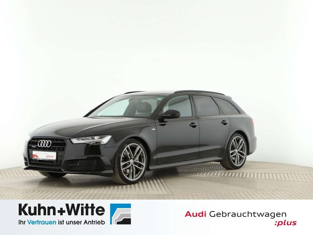 Audi, A6, Avant 3.0 TDI DPF SCR Quattro Black Edition *EU6,