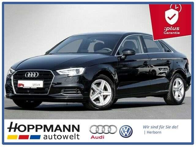 Audi, A3, Limousine 30 TDI MMI Navi touch Glanzpaket