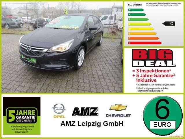 Opel, Astra, K 1.4 ST Edition *Navi*Klima*SHZ*LRH*PDC*
