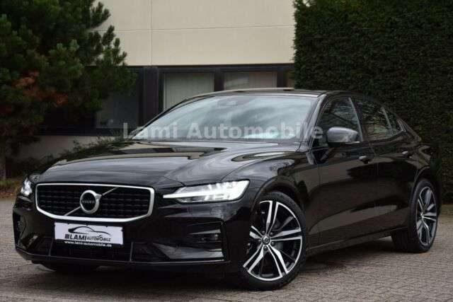 Volvo, S60, T5 R-Design ACC/BLIS/ Kamera/Harman/Spur