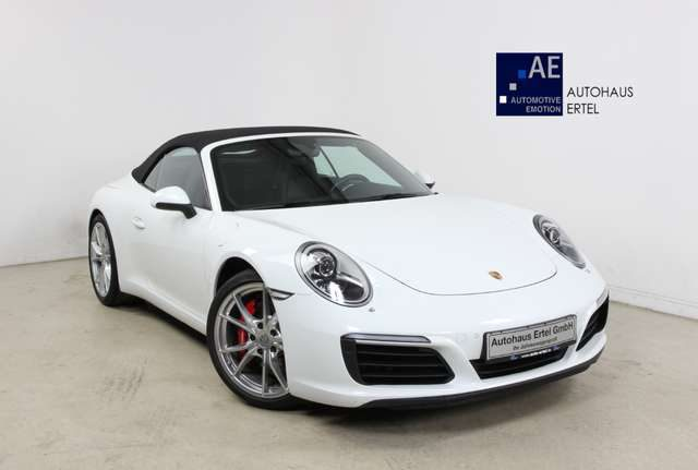 Porsche, 911, Carrera S Cabriolet PDK TOP Ausstattung Sportabgas