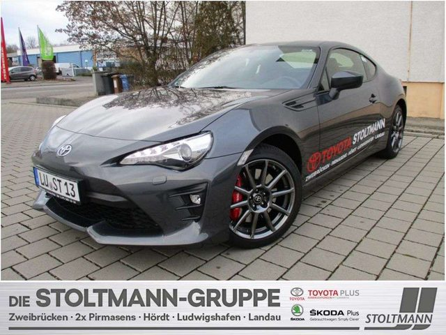 GT86, Coupe 2,0-l-Boxermotor 6-Gang