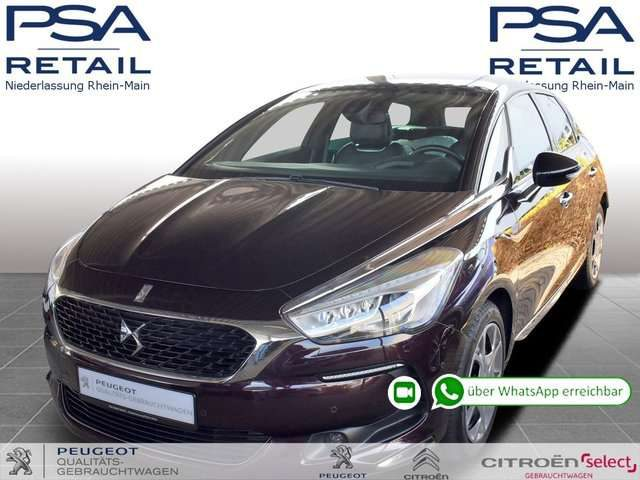DS5, BlueHDi 120 Business Class *NAVI*KAMERA*GLASDACH*