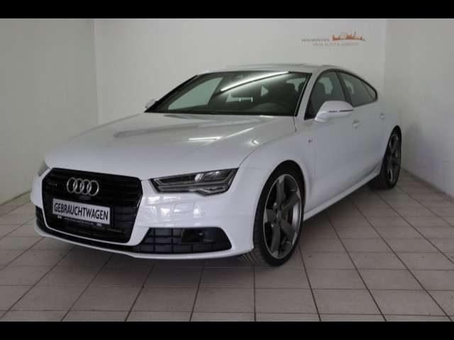 Audi, A7, Sportback 3.0 TDI qu eGSD|Matrix-LED|S-LINE|adapti
