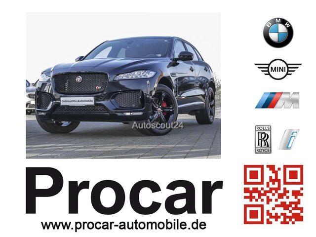 F-Pace, 30d AWD Pure Touch Pro RFK Panorama 20''
