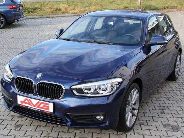 BMW, 118, EU6 dTemp LED-Scheinwerfer NAVI SHZ 17Z PDC