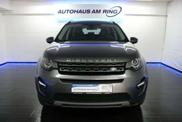 Discovery Sport, TD4 Aut. 4WD SE PANO CAM NAV AHK