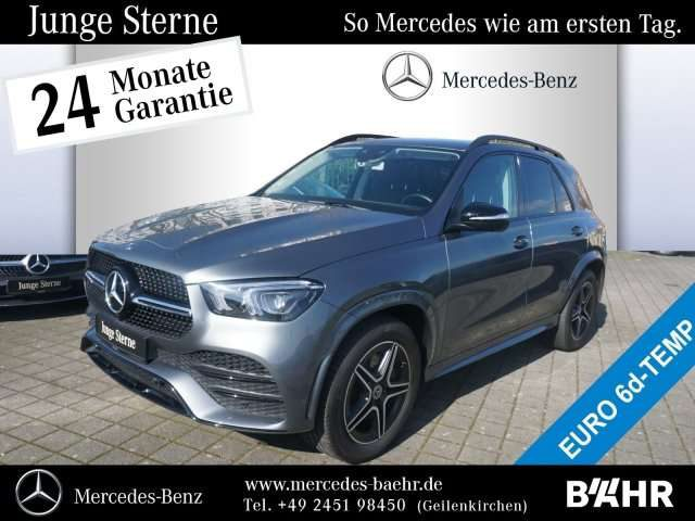 GLE 300, d 4M AMG+Night/MBUX-Navi/LED/360°/Wide Styling