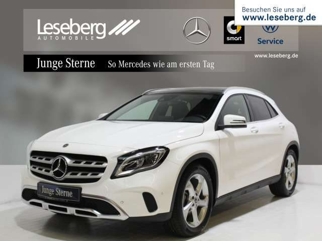 Mercedes-Benz, GLA 200, Urban/Pano/LED/Navi/Kamera/PTS/SHZ/DAB SHD/Klima