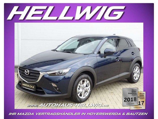 Mazda, CX-3, 1.8l Exclusive-Line Navi Voll-LED ACAA 1.Hand