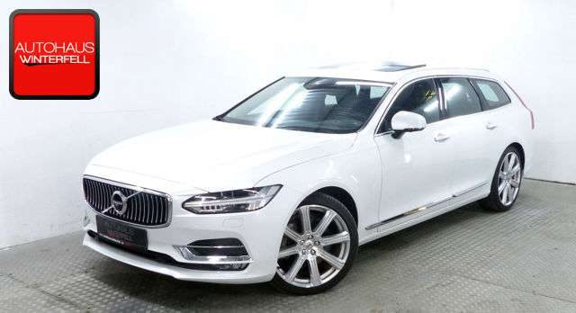 Volvo, V90, D5 INSCRIPTION AWD PANO,ACC,360,STANDHEIZUNG
