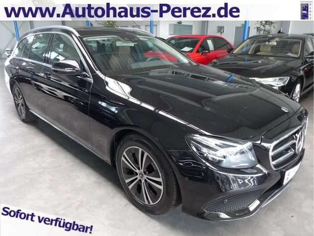 Mercedes-Benz, E 300, T d 2x Avantgarde BEAM-COMAND-DISTR-KAMERA
