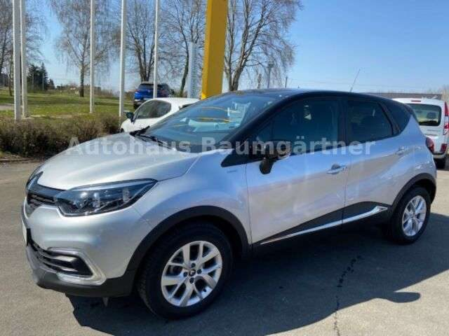 Renault, Captur, Limited Deluxe Energy TCe 90 NAVI