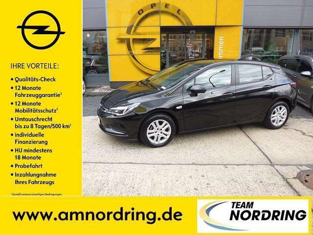 Astra, K 5T EDITION 1.4T S/S EURO6D-TEMP