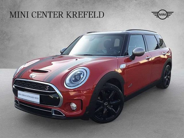 Cooper SD Clubman, ALL4 Wired Chili Aut. 18 Leder NaviProf HuD Pano L