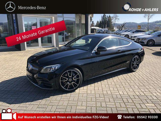 Mercedes-Benz, C 400, 4M Coupé +AMG+PANO+MOPF+MULTIBEAM LED+AHK+ AMG Lin