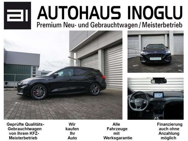 Ford, Focus, 2.0 TDCi ST-Line AT Navi LED Euro6d-Temp