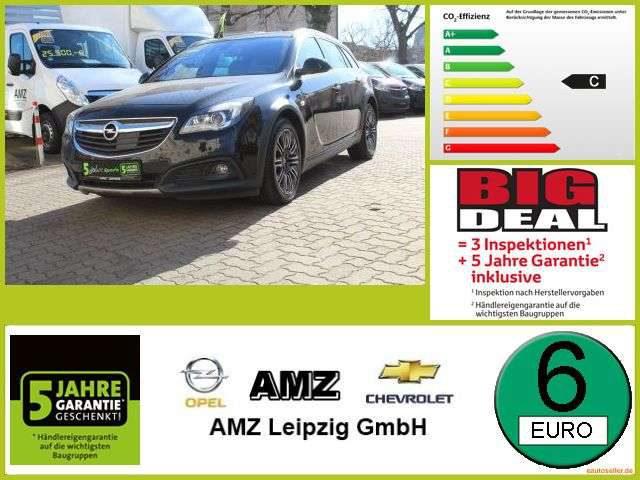 Opel, Insignia, A 2.0 CT CDTI 4x4 BiXen*Leder*Nav*Autom
