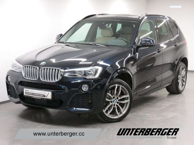 BMW, X3, xDrive30d M Sportpaket Head-Up HiFi DAB LED