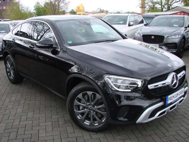 Mercedes-Benz, GLC 220, d AMG 4Matic LED Navi Leder Kamera AHK