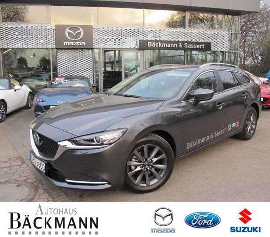 Mazda, 6, Kombi G 165 Aut. Excl.-Line Facelift ACAA