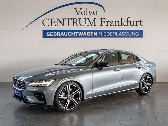 Volvo, S60, T5 R-Design Aut ACC Standh HeadUp BLIS Glasd