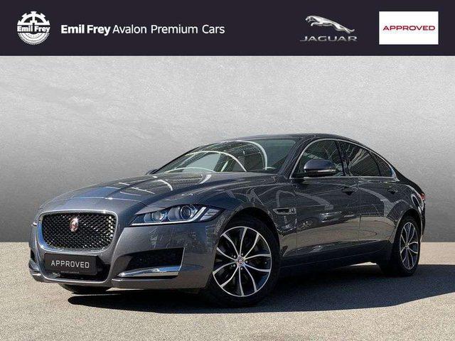 Jaguar, XF, 30d Aut. Portfolio