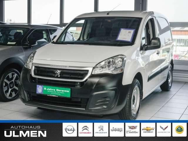 Peugeot, Partner, L1 Komfort Avantage Plus Edition 1.6 BlueHDi 100 F