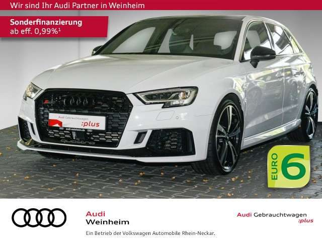 Audi, RS3, 3 Sportback 2.5 TFSI qu. Matrix-LED Virtual-Cockpi