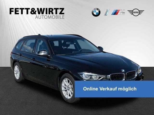 BMW, 320, i Touring Sport Line Aut. Navi PDC SHZ HiFi