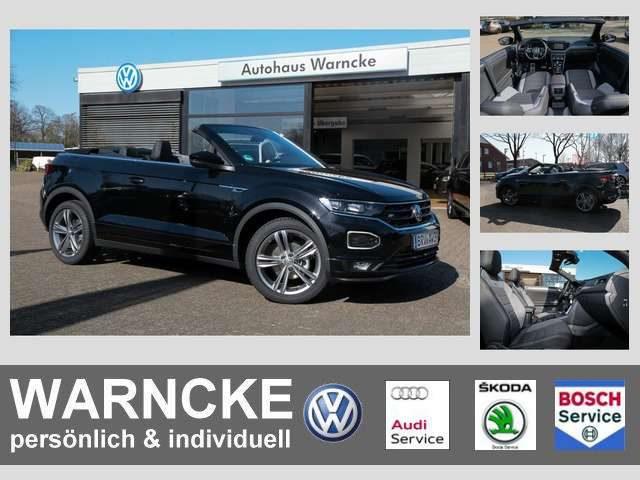 Volkswagen, T-Roc, Cabriolet 1.5 TSI R-Line DSG NaviMedia PDC RFK SH