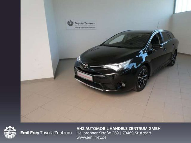 Avensis, Touring Sports 1.8 Multidrive S Team D, Na