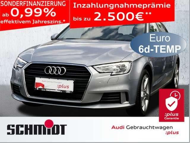 Audi, A3, Sportback 35 TFSI Sport Navi, GRA, PDC, SHZ, conn