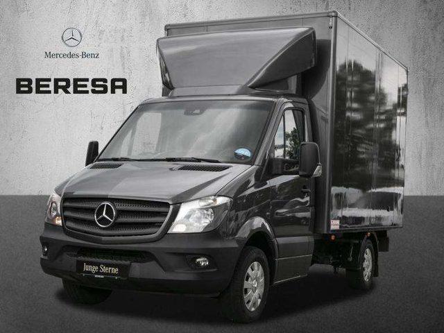 Mercedes-Benz, Sprinter, 316 Koffer Lang Klima Navi *Grau* Spurh
