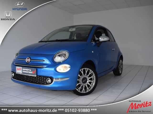 Fiat, 500, 1.2 8V MIRROR *NAVI*DAB*PANO*