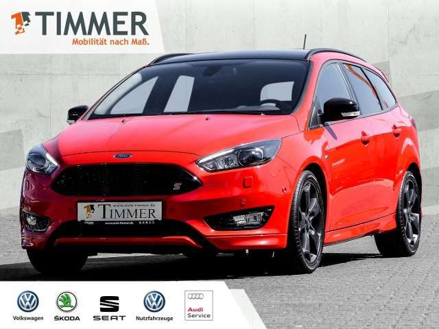 Ford, Focus, 1.5 EcoBoost Kombi ST-Line *XENON*NAVI*WINTERPAKET