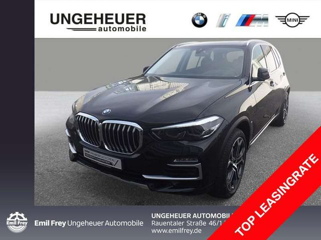 BMW, X5, xDrive30d xLine Gestiksteuerung Head-Up HiFi **Lea
