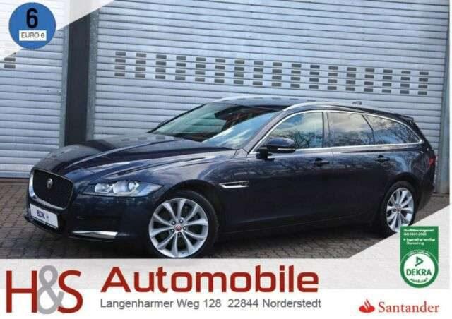 Jaguar, XF, AWD SPORTBRAKE Prestige KAMERA*LEDER*LED