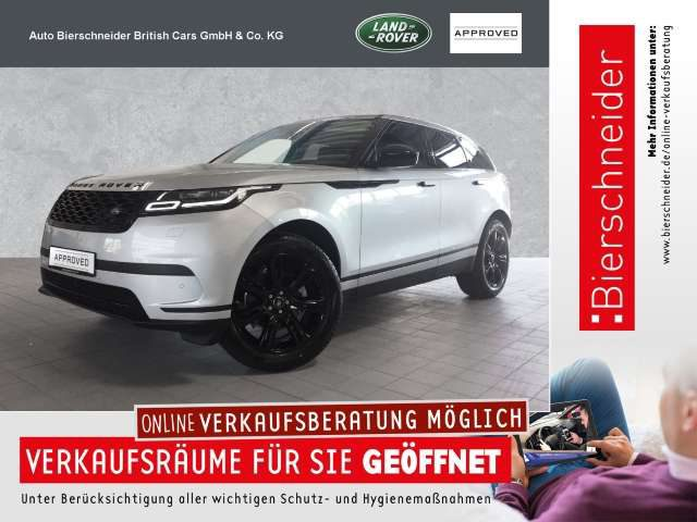 Range Rover Velar, D240 S 20 DAB MEMORY BLACK PACK TOUCH PRO DUO
