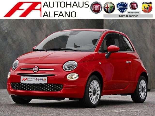 Fiat, 500, NAVI KLIMA PDC ALU