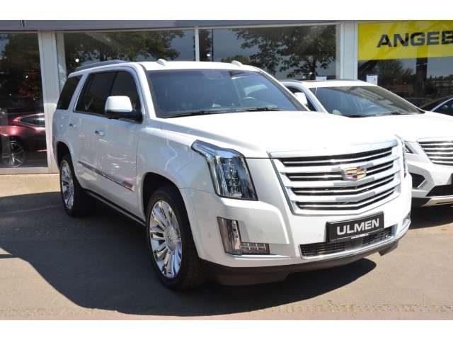 Cadillac, Escalade, Platinum 6.2 V8 7-Sitzer Europamodel