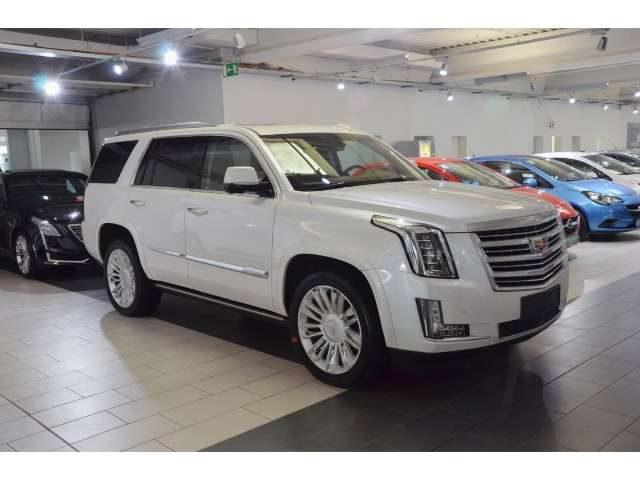 Cadillac, Escalade, Platinum 6.2 V8 7-Sitzer