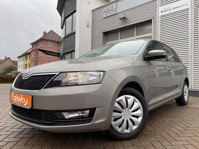 Rapid/Spaceback, 1.0TSI DSG Active Plus Klima