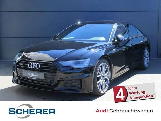 Audi, A6, Limousine S line Aktionsrate 290,-€* 45 TDI Navi,
