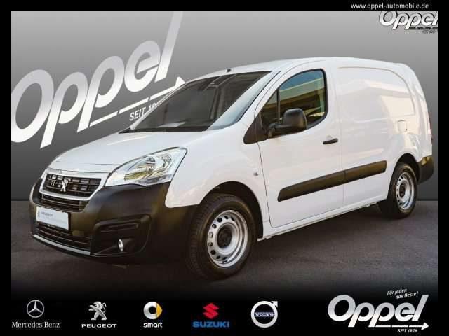 Peugeot, Partner, 1.6 BlueHDi Kasten lang, Klima+5Gang+CD BC/R-CD