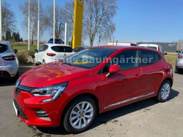 Clio, V EXPERIENCE SCe 75 Deluxe-Paket/SITZHZG