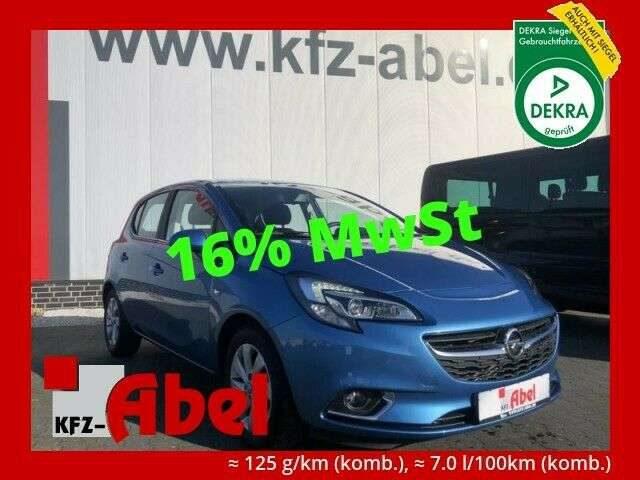 Opel, Corsa, E 1.4 Innov. Allwett./Sitzheiz./Winterpak.