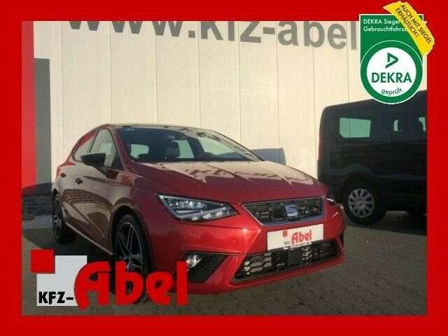 SEAT, Ibiza, 1.0 TSI FR Navi,LED,Kamera 18